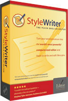 STYLE WRITER - The Plain English Editor